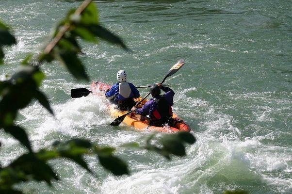 AquaGlissConcept - Kayak eau vive