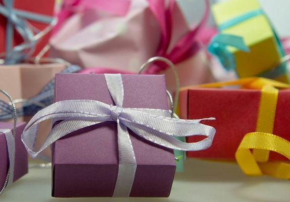 La maison du cadeau