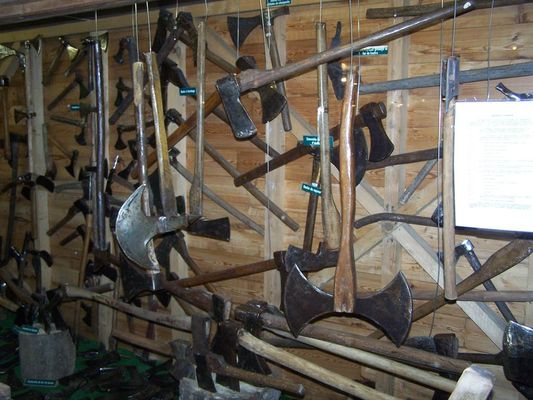 salle des outils