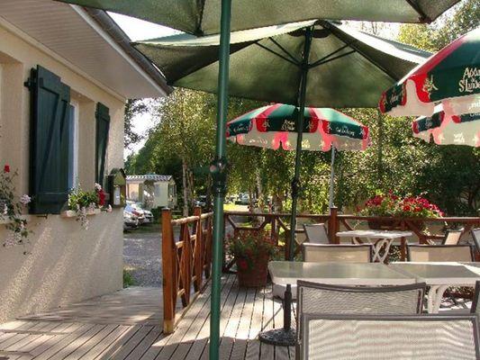 terrasse restaurant la Murée