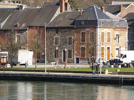 Location vélo et VTT à la capitainerie de Fumay