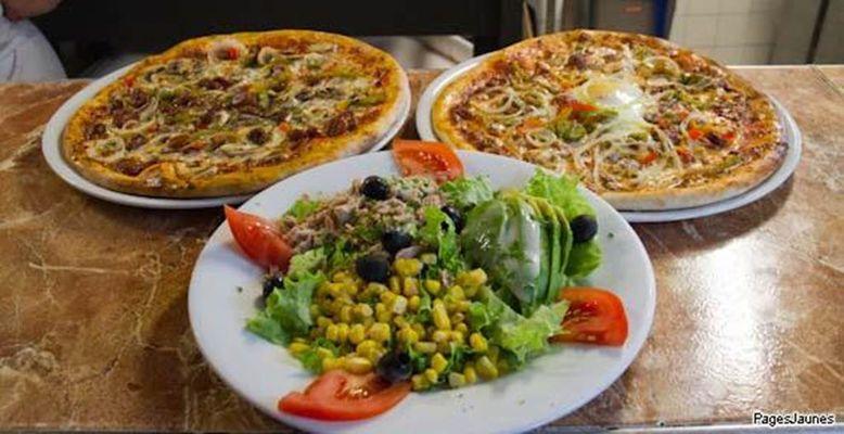 "Pizzeria ""La Romerie"""