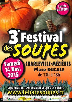 3 ° festival des soupes