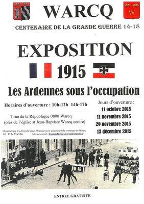 Les Ardennes sous l'occupation