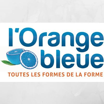 L'Orange Bleue logo