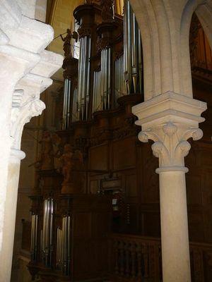 Abbatiale Notre Dame de Mouzon