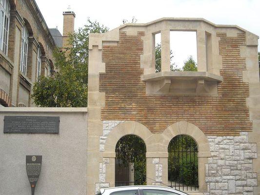 Square des victimes de la Gestapo (2)