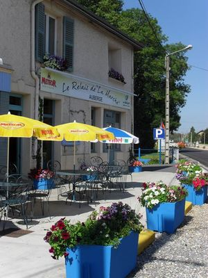 """Restaurant """"Le Relais de la Marche"""""""