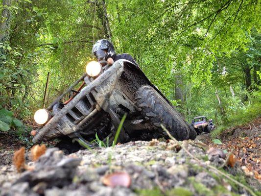Rando Quad Ardennes