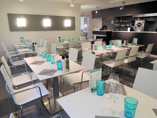 Vapeurs et Gourmandises - Salle bar