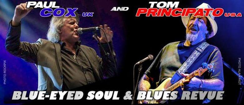 blues blues revue