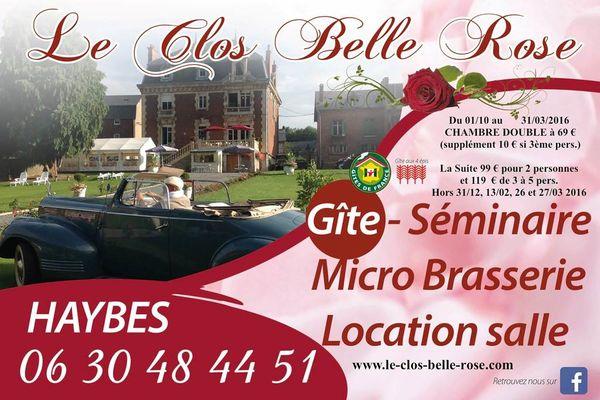 Le clos Belle Rose