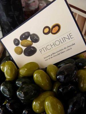 delices pecou formes olives