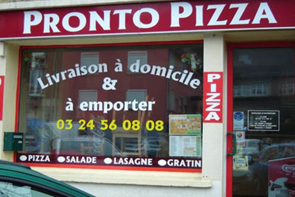 "Pizzeria ""Pronto Pizza"""