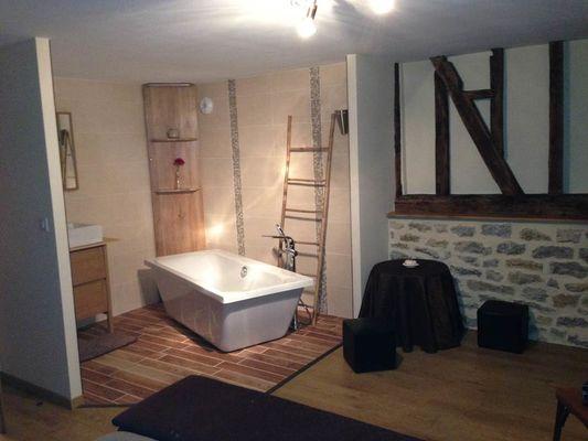 Gîte Chez Adèle - Salle de bain