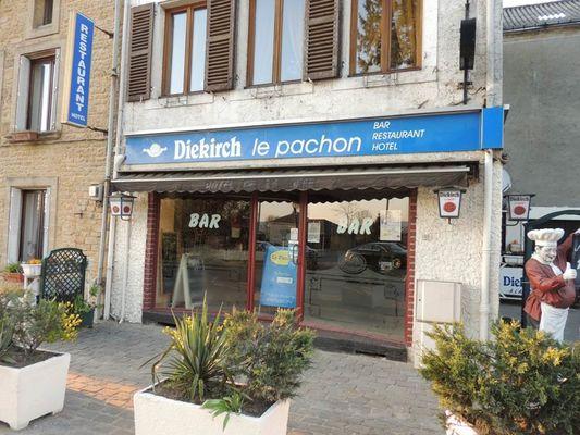 """Restaurant """"Le Pachon"""""""