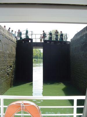 Ecluse n°1 du canal Latéral à la Loire (2)