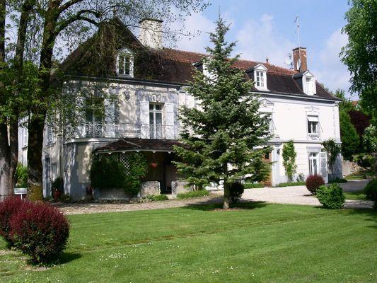 Le Château De Bayel