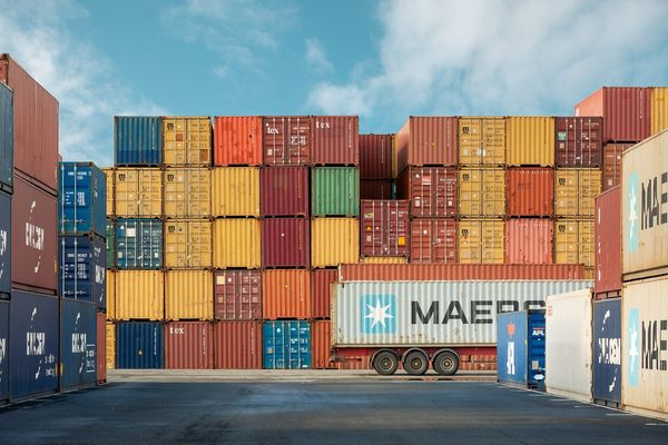 Visite commentée du grand port maritime Saint-Nazaire