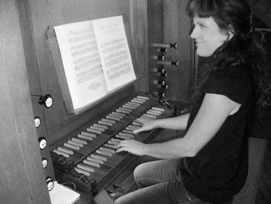 Judicaelle Giboureau-Bureau, orgue