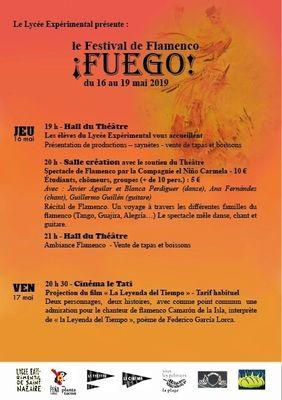 Programme Festival Recto