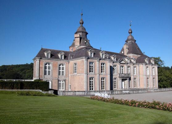 Château de Modave - Modave - Vue extérieure