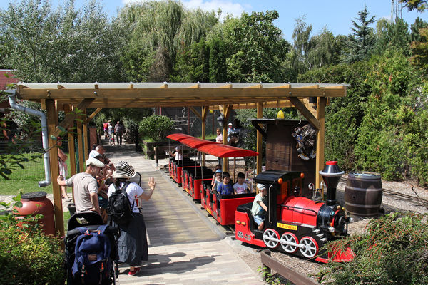 Mont-Mosan - Huy - Attraction train