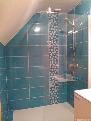 Le Moustier années 70 - Hannut - salle de bain