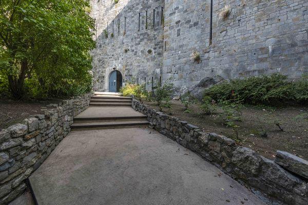 Fort de Huy - Entrée