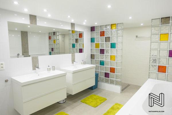 Iddup Atrium - Oreye - Salle de bains