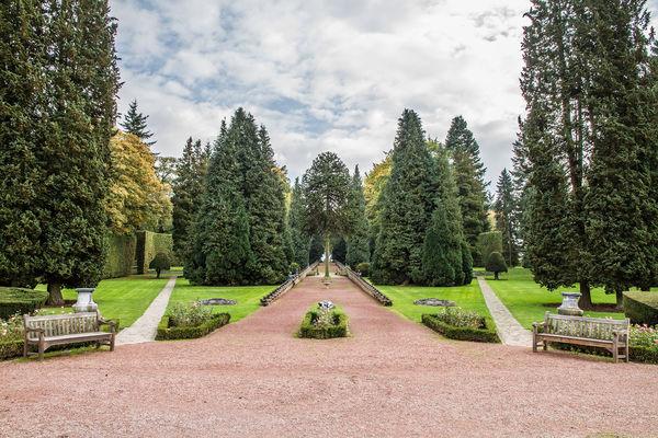 Château de Jehay – Amay – Le parc