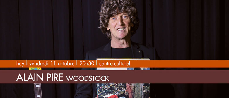 CC Huy - Woodstock - Affiche