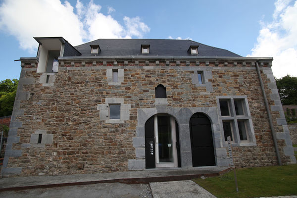 M.T. Terres-de-Meuse – Antenne Hesbaye – Amay – Façade