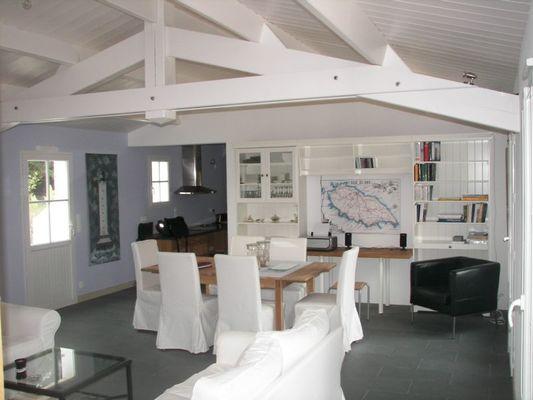 Intérieur maison OPS Architecture