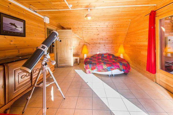 "Chambre observatoire dite ""Ephémère"""