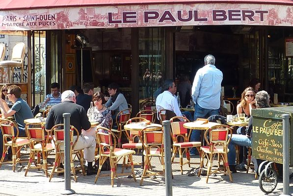 Le Paul Bert restaurant Saint-Ouen 93