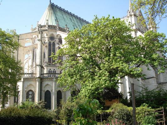 Basilique Cathédrale de Saint-Denis 93
