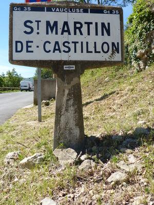 Saint Martin de Castillon