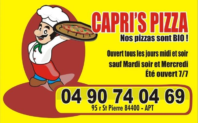 Capri's Pizza