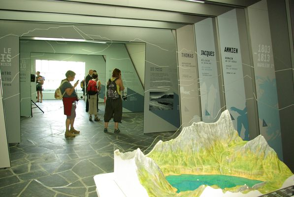 val-cenis-musee-pyramide-salle
