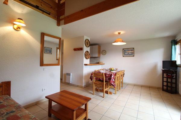 Résidence Le Petit Mont Cenis - Appartement 3 pièces 8 personnes - PMB011
