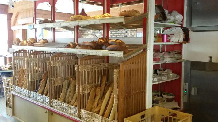Pain - Boulangerie