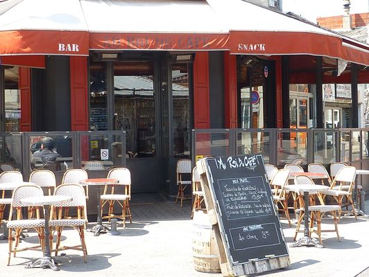Au roi du Café Saint Ouen 93