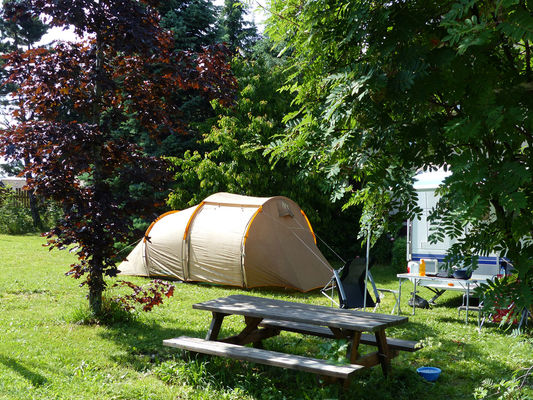 Camping Les Taillas