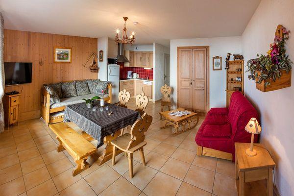 Appartement Location Meublé Le Cantouné Chaillol