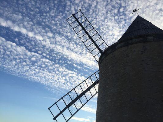 Le moulin de Joucas