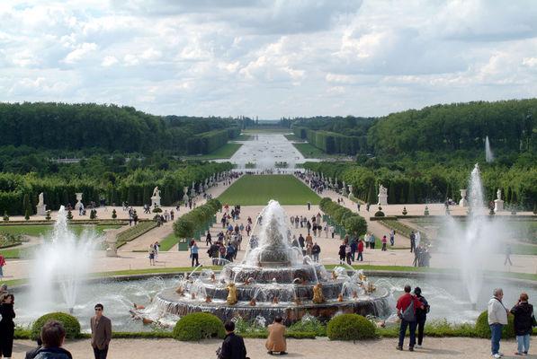 Jardins du ch teau de versailles versailles office de for Versailles jardin gratuit