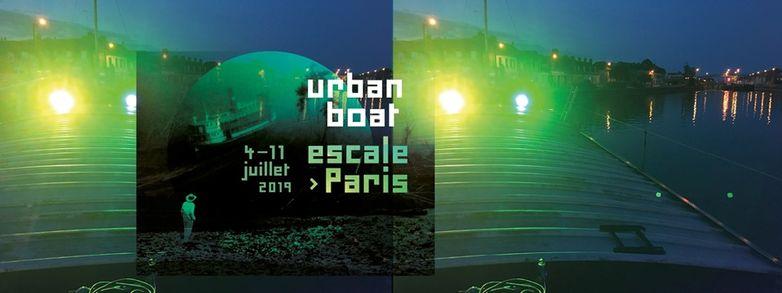 urban boat escale paris 2019