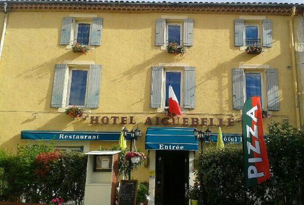 Hostellerie l'Aiguebelle - Restaurant