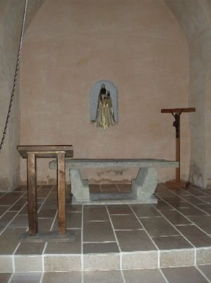 Chapelle Notre Dame des Voirons